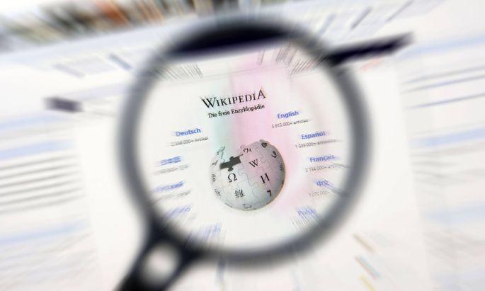 """Die Gesellschaft Wikimedia sprach so auch von einem """"massiven und sehr breit angelegten"""" Angriff."""