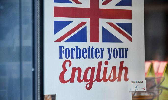 In Der Lage Sein Englisch