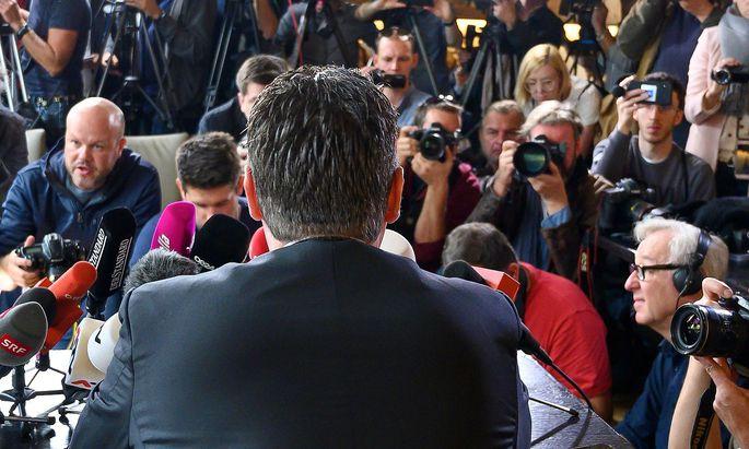 AUSTRIA-POLITICS-PARTY-FPOE-STRACHE