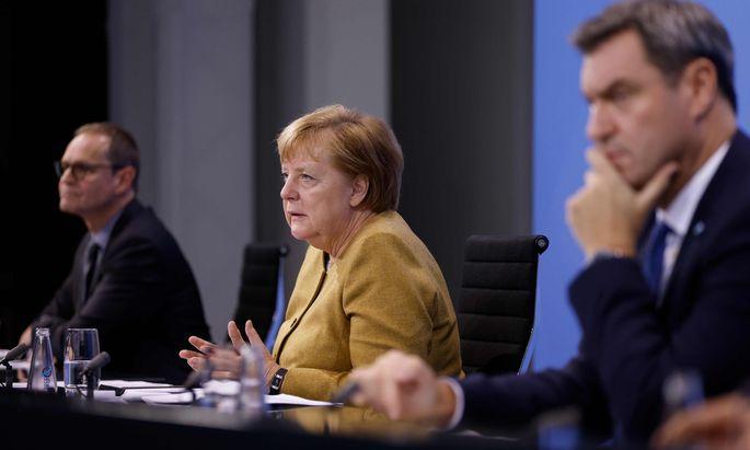 """Merkel nach dem Gipfel: """"Wir brauchen noch einmal eine nationale Kraftanstrengung."""""""