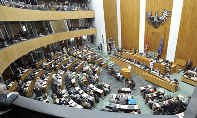 Nationalrat Blaue stimmen gegen