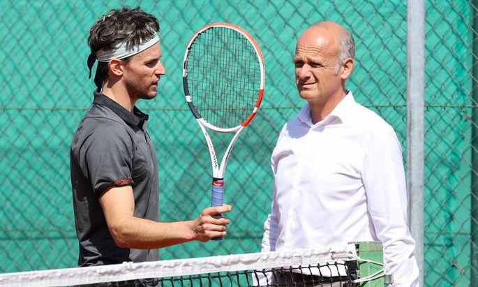 TENNIS - Training Thiem Academy