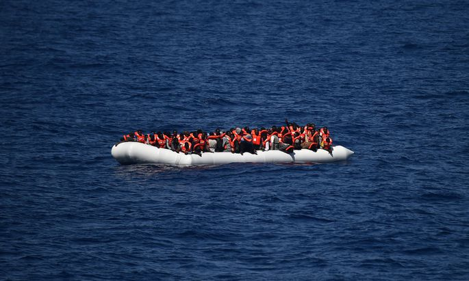 FILES-ITALY-SEA-LIBYA-MIGRANTS-DISASTER