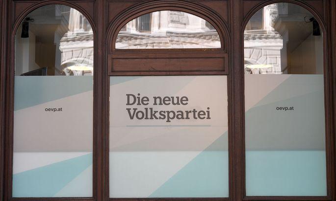 Symbolbild: ÖVP-Parteizentrale
