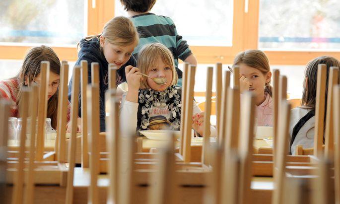 Brandsteidl fuer Ganztagsschule statt