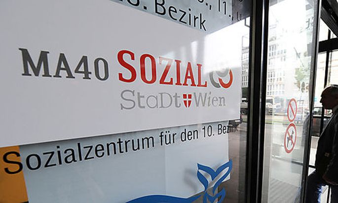 Mindestsicherung, Sozialhilfe, Sozialamt, Armut, Arbeitslosigkeit, Foto: Clemens Fabry