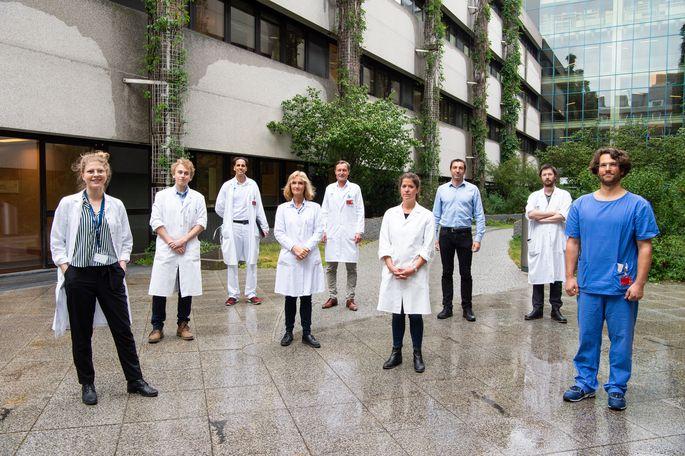 Das Team von Manfred Hecking von der Med-Uni Wien erforscht die Zusammenhänge zwischen blutdrucksenkenden Mitteln und Covid-19.