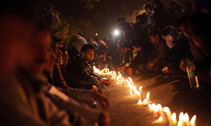 Indien bereitet sich Massenproteste
