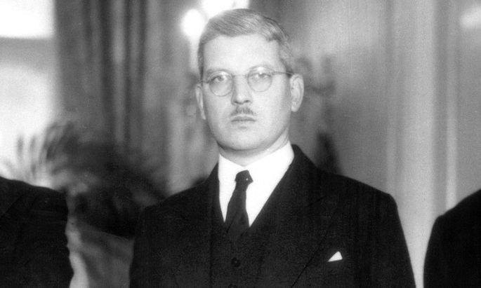 Kurt Schuschnigg