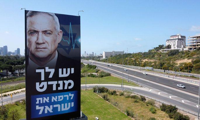 Israels Regierungschef Benjamin Netanjahu