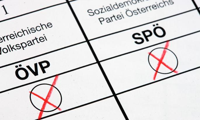 Wahlrecht Prozent reichen fuer