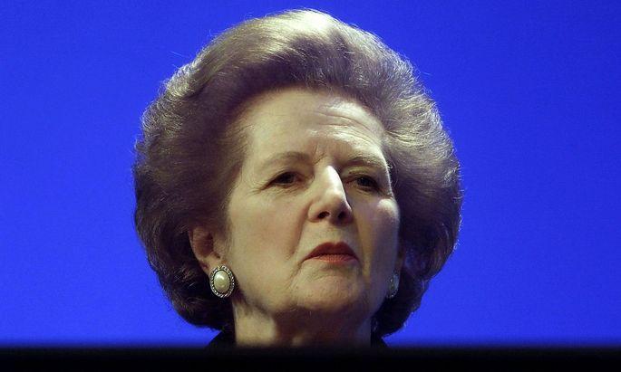 Margaret Thatcher (1925 - 2013)