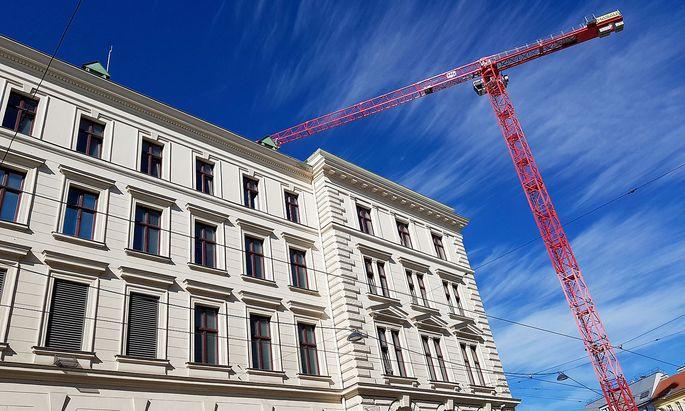 Eine politische Baustelle: Das Bundesamt für Verfassungsschutz (BVT).