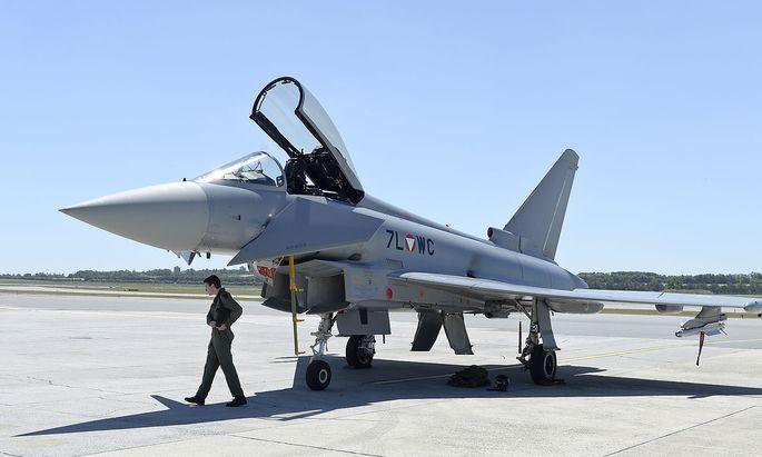 Eurofighter - Pilz will FPÖ mit Darabos-Vergleich locken