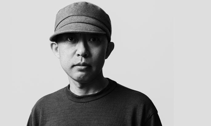 Der japanische Designer Nigo