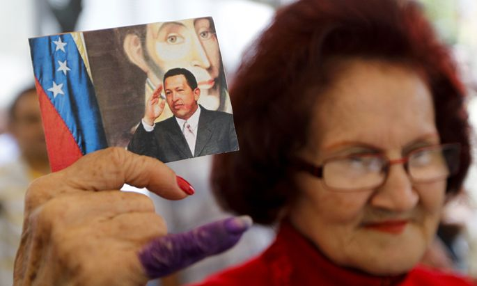 Venezuela letzte Kampf Hugo