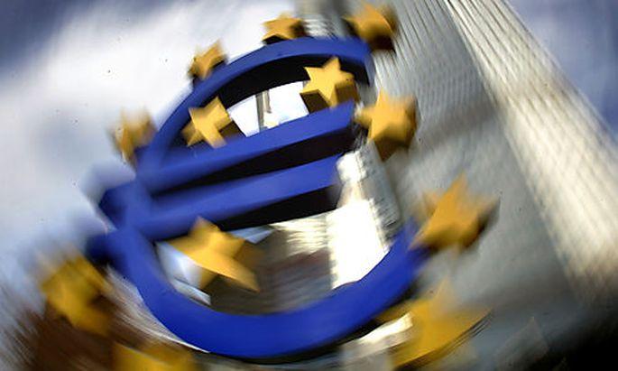 Die EZB soll die Refinanzierung von einigen griechischen Banken eingestellt haben