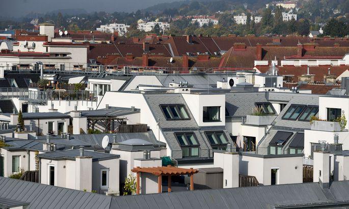 Wer im Home-Office sitzt, muss nicht in der Stadt wohnen. Und wenn, dann legt er Wert auf eine Terrasse.