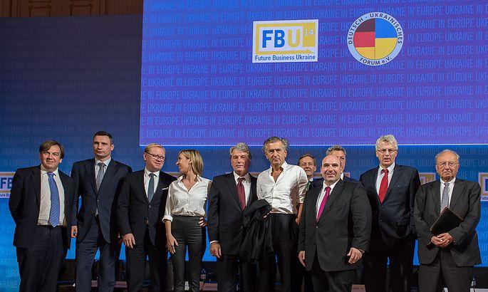 Einige der prominenten Teilnehmer von