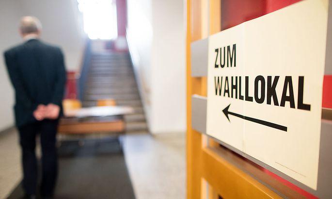 Symbolbild: Wahllokal