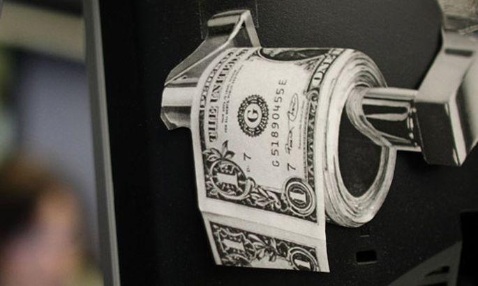 Kommt hart nehmen Inflationsweg