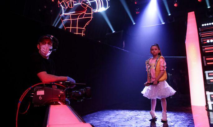 Die Willkür in Talentshows kann Kinder verletzen.