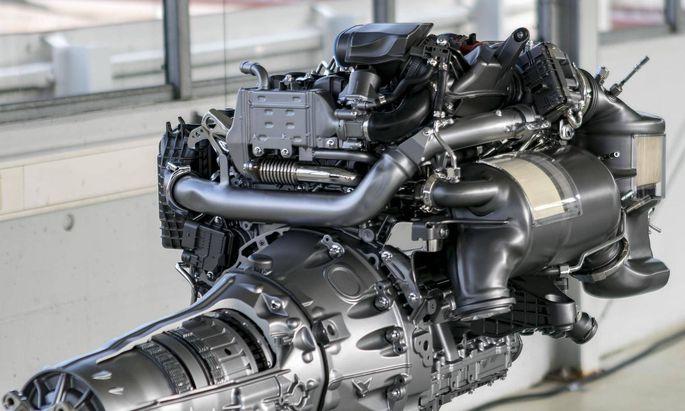 Ein neues Model aus der Diesel Motorenfamilie in Stuttgart soll die Emissionsgrenzwerte erfüllen.