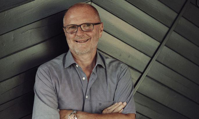 Hans Kilger ist mit Immobilien und Steuerberatung reich geworden.
