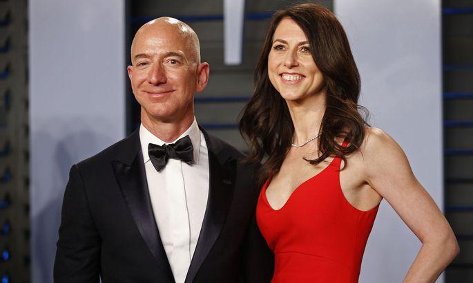 Die beiden auf der Vanity Fair Oscar-Party in 2018.
