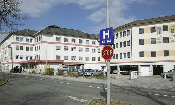 Archivbild: Das Elisabethinenspital