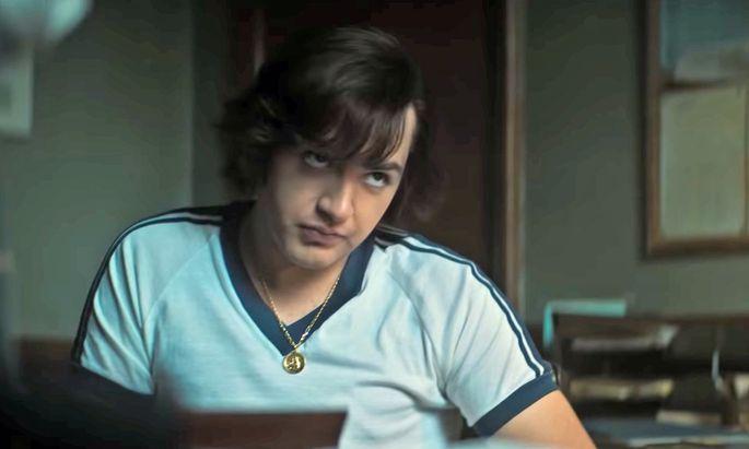 Der Sohn des verstorbenen Darstellers von Tony Soprano spielt den Mafiaboss als jungen Mann.