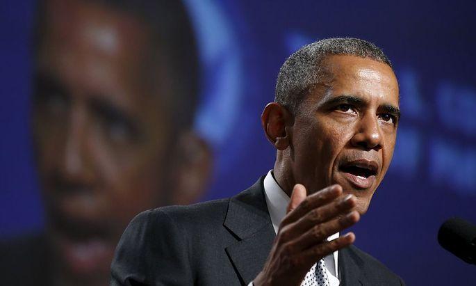 Archivbild: US-Präsident Barack Obama