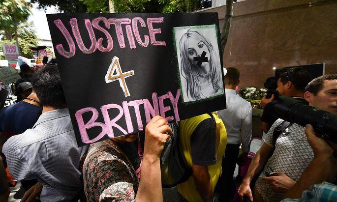 Britney Spears kämpft vor Gericht darum, nicht mehr unter der Vormundschaft ihres Vaters agieren zu müssen.