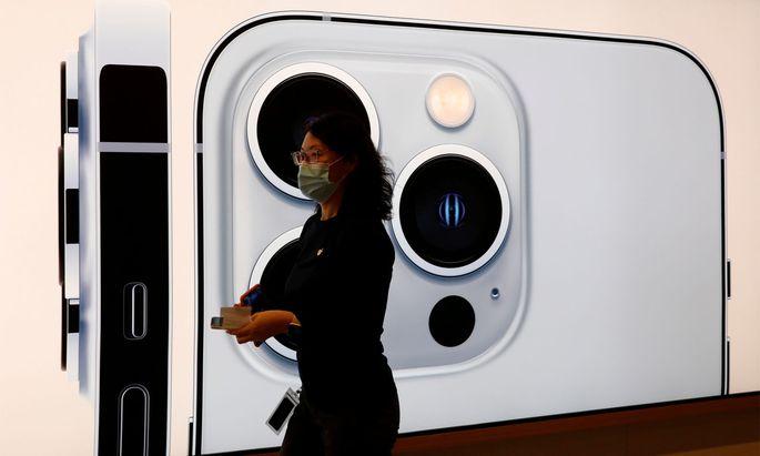 Apple kann nicht so viel neue iPhone 13 verkaufen, wie es will.
