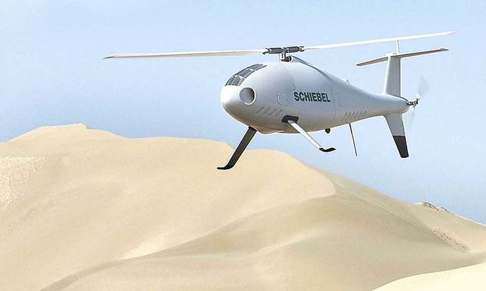 Der Schiebel Camcopter