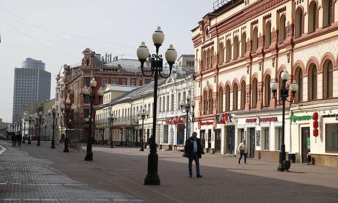 Moskau wird dicht gemacht