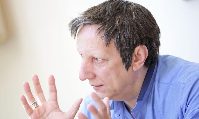 INTERVIEW MIT REGISSEUR ROBERT LEPAGE