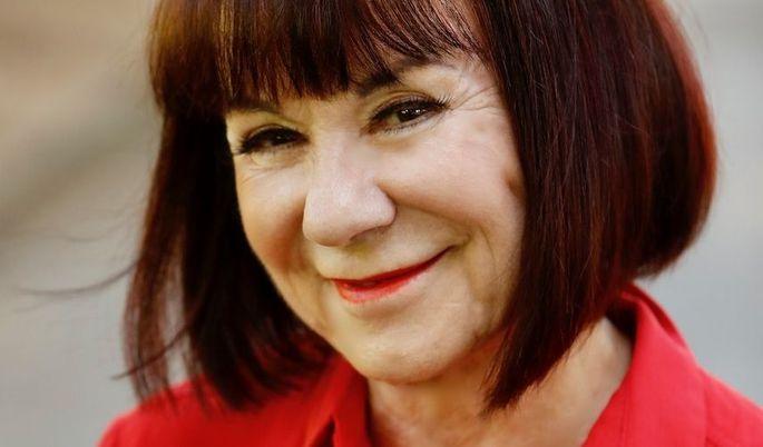 Zu patschierlich für Claus Peymann: Evie Sullivan, die heute im San Fernando Valley lebt.