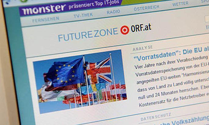 ORFat FuturezoneNeustart ForenSchliessungen