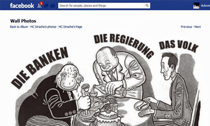 StrachePosting Karls Entscheidung enttaeuschend