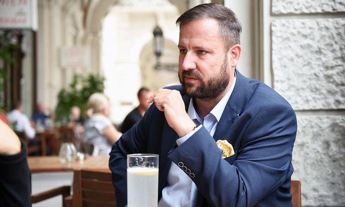 FPÖ-Generalsekretär Hafenecker