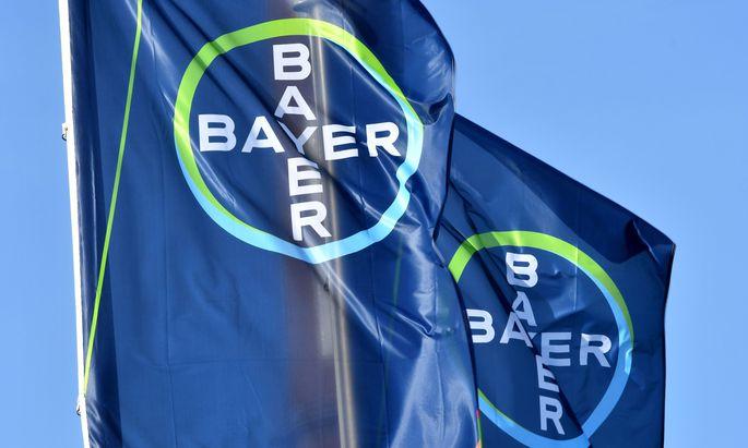 Die Bayer-Aktie hat seit Jahresbeginn um 37 Prozent nachgegeben.