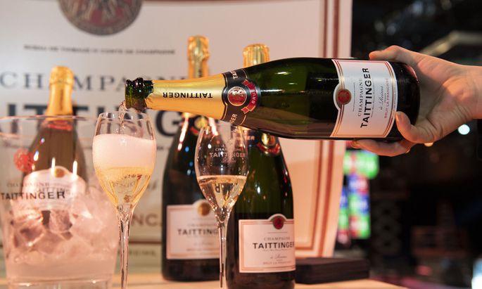Es gibt vorerst keine US-Strafzölle auf französischen Champagner