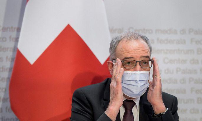 Schweiz lässt jahrelang verhandeltes Abkommen mit der EU platzen