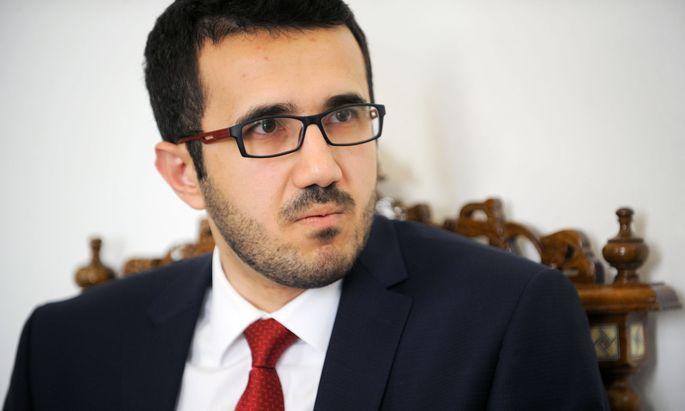 Ibrahim Olgun, Chef der Islamischen Glaubensgemeinschaft