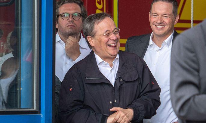 Dieses Lachen kennt nun ganz Deutschland.