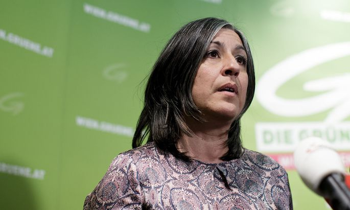 Verkehrsstadträtin Maria Vassilakou.