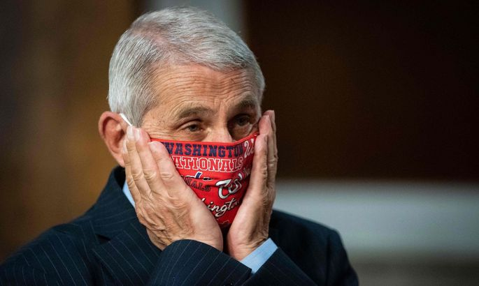 Anthony Fauci leitet das National Institute for Allergy and Infectious Diseases.