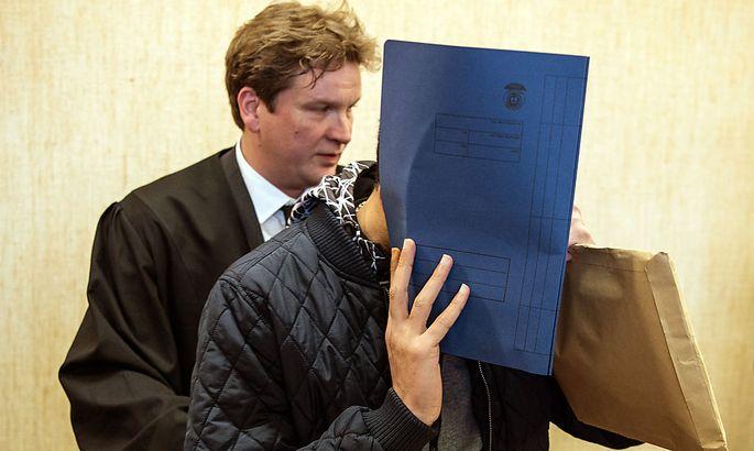 Der 23-Jährige gestand vor Gericht.