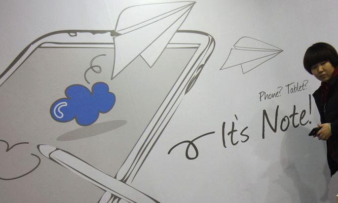 Samsung Termin fuer Galaxy